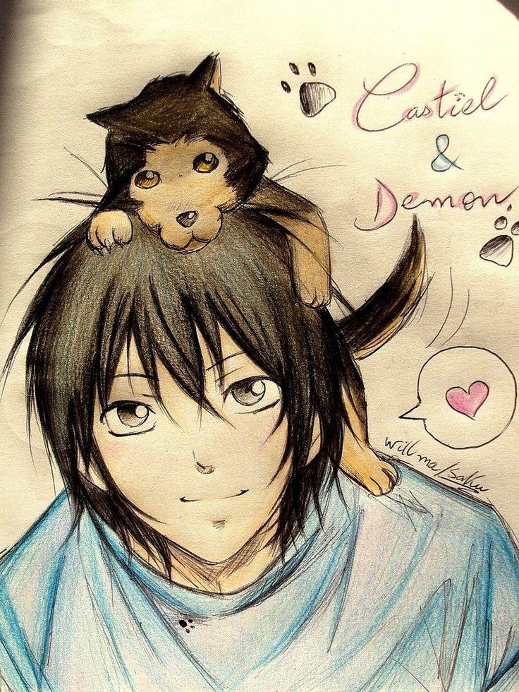 Castiel & Demonio