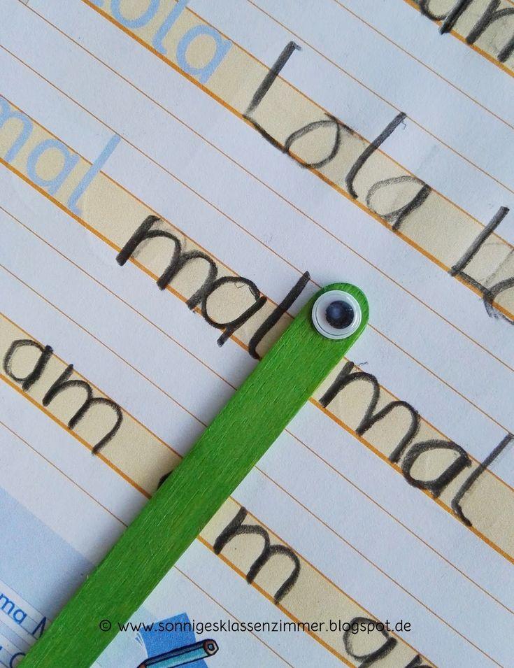 Lese- und Schreibstäbchen