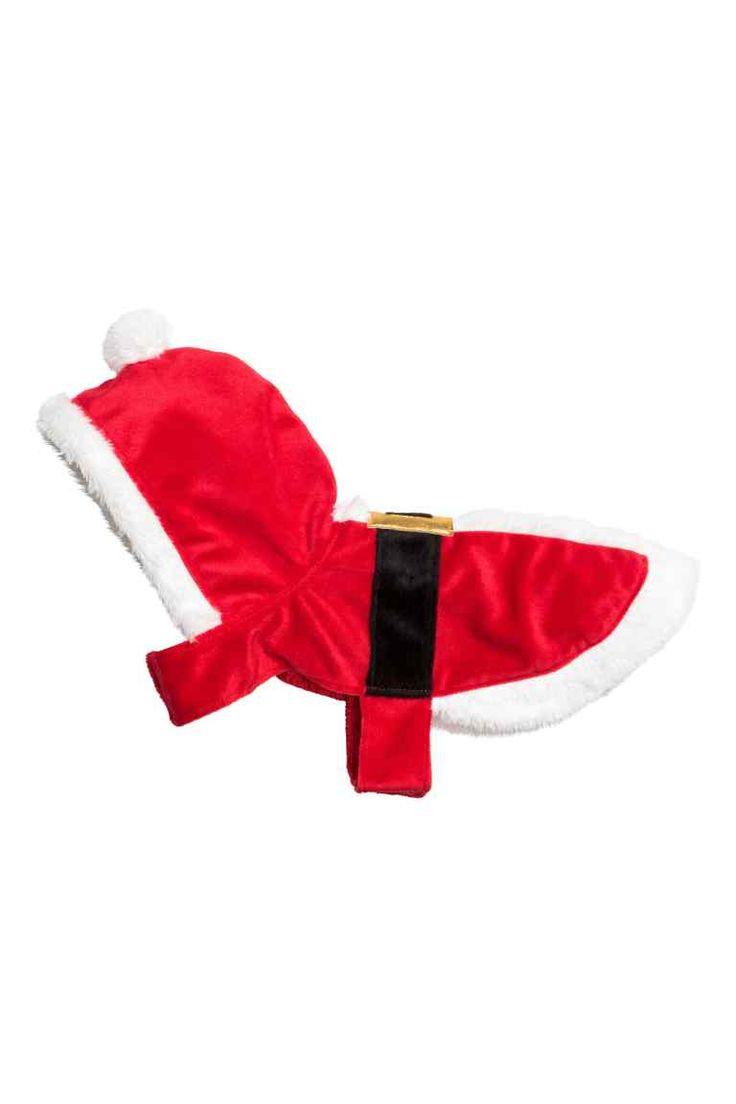 Dog Santa outfit   H&M