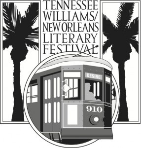 Tennessee Williams Literary Festival is coming up! March 21st-25th.