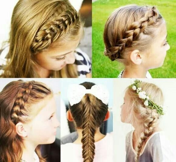 #Girl #Hairstyle #Braid
