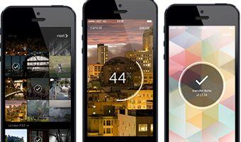 Envía fotografías gratis y sin problemas con WeTransfer para iPhone | Zonamovilidad.es