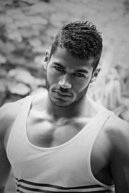 Fantastic 1000 Images About Male Hairstyles On Pinterest Men Curly Short Hairstyles Gunalazisus