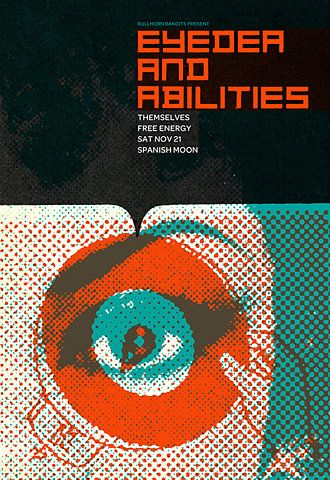 Eyeder and Abilities