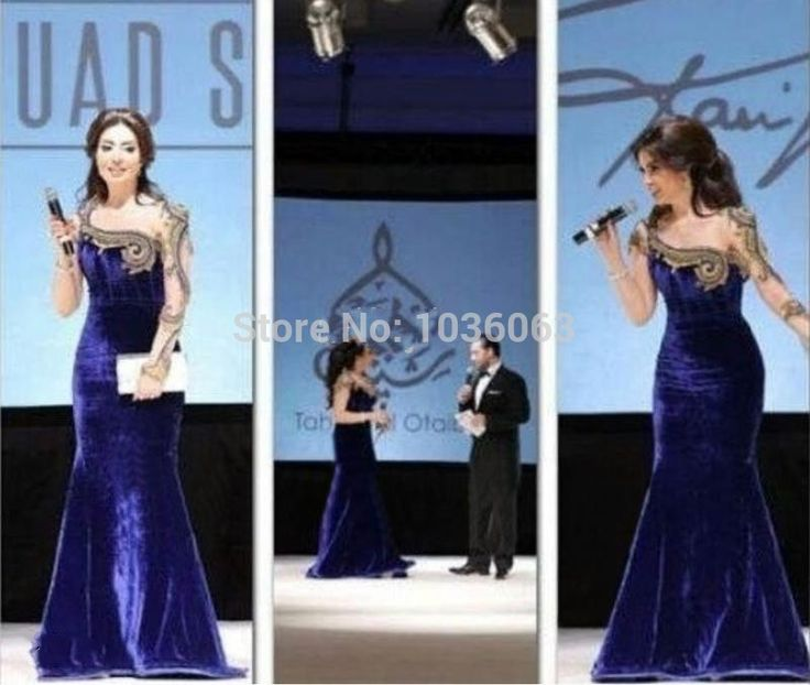 2015 Fashionalble Myriam fares Длинным Рукавом Вечернее Платье Русалка Этаж Длина Красном Ковре Платья Знаменитостей Платья 2015 Vestidos