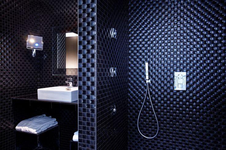 Nos chambres- salle de bain ©Abaca