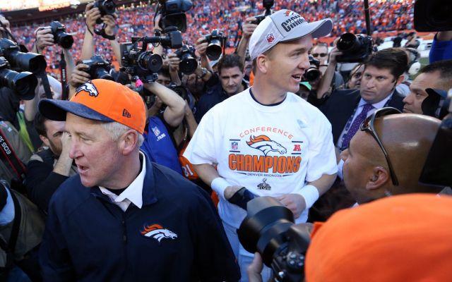 Denver Broncos Going To 2014 Super Bowl    2014 Super Bowl Odds and Line: Broncos a pick 'em against SEA/SF ...