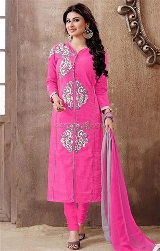 New Bollywood Designer Dress Presented By Mouni Roy http://www.designersandyou.com/dresses/bollywood-dresses #New #BollyWood #Design #Dress #Present #Mouni #Roy #Latest #NewestBollyWoodDress #StraightSuits