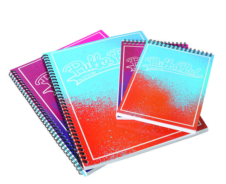 The Range stock a variety of Pukka Pads, perfect for any project #backtoschool