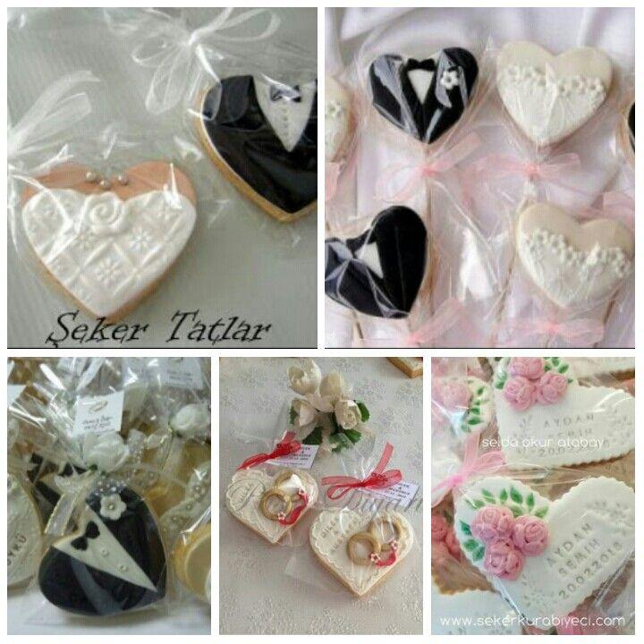 Nişan nikah kurabiyeleri