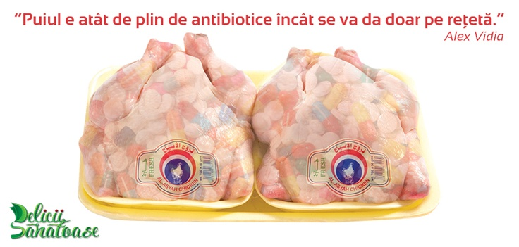 The chicken is so full of antibiotics you'll have to have a prescription to get it  @DeliciiSanatoas
