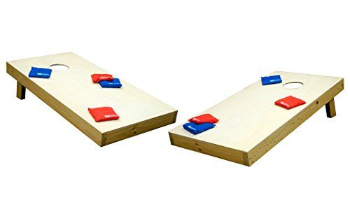 News ACA Regulation Tailgate Toss Cornhole by Wild Sports   buy now     $194.39 The Tailgate Toss Cornhole set is, definitely, going to be the best-looking set at any tailgate. The set has a 2'x4' frame ma... http://showbizlikes.com/aca-regulation-tailgate-toss-cornhole-by-wild-sports/