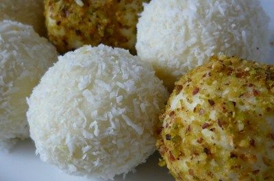 Coconut balls...quick and easy
