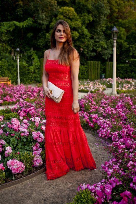 Marisa Jara - vestido Grace by Charo Ruiz Ibiza  www.charoruiz.com