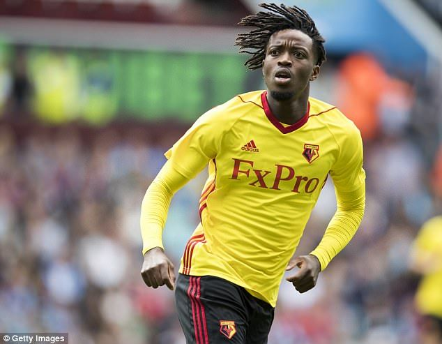 Watford summer signing Nathaniel Chalobah is in line for a call-up to the England squad