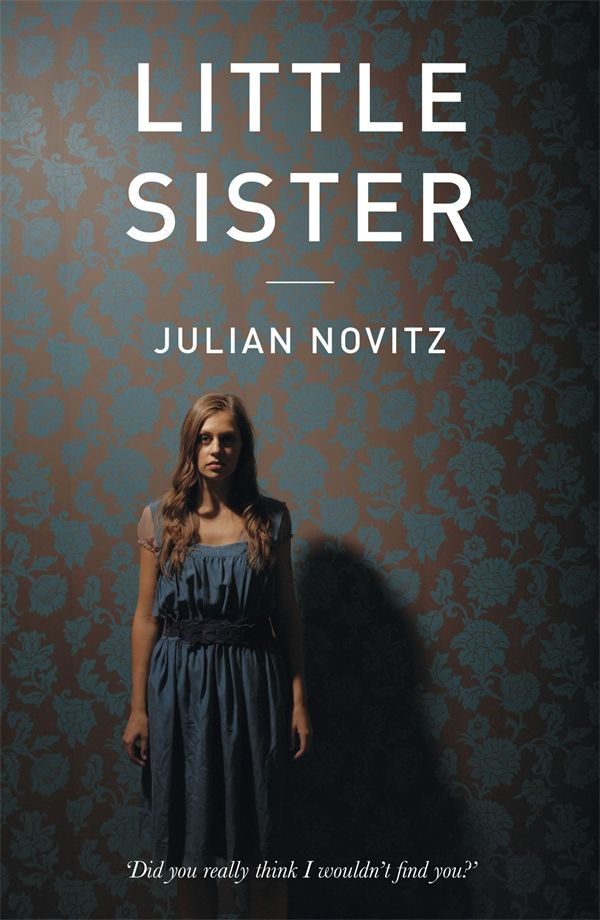 A noir novel, creepy and compelling that explores explores ideas of absent fathers, motivation and identity, while building to an unexpected climax.  At the centre are four young people, a mysterious imaginery? younger  sister and a murder that may or may ot have happened. https://ashs.mykoha.co.nz/cgi-bin/koha/opac-detail.pl?biblionumber=8364