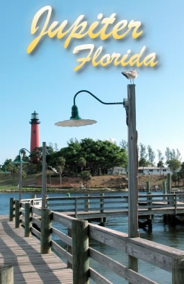 Jupiter Florida in north Palm Beach County. Home to the finest southeast homes on the eastern coast. http://www.waterfront-properties.com/jupiter-inlet-colony-homes.php