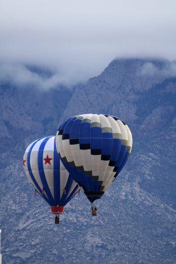 Balloon Fiesta Photos from KOAT Action 7 News Albuquerque New Mexico