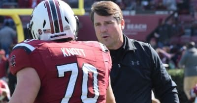 Report: South Carolina coach Will Muschamp to be offered extension raise soon