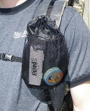 ZPacks.com Ultralight Backpacking Gear - Shoulder Pouches. Love these! Super handy and durable!