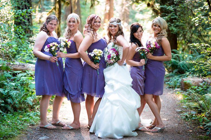 bridesmaids- Sophia Tolli from Bridal Debut Sherwood park