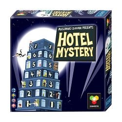 MYSTERY HOTEL - Spil | Arnold Busck