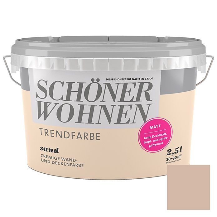 Schoner Wohnen Wandfarbe Trendfarbe Mit Bildern Schoner Wohnen Wandfarbe