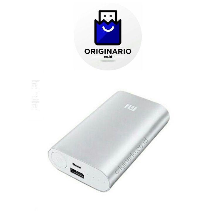 #Xiaomi Powerbank 10000 mAh  #SayaBeliOriginal di #ORIGINARIO