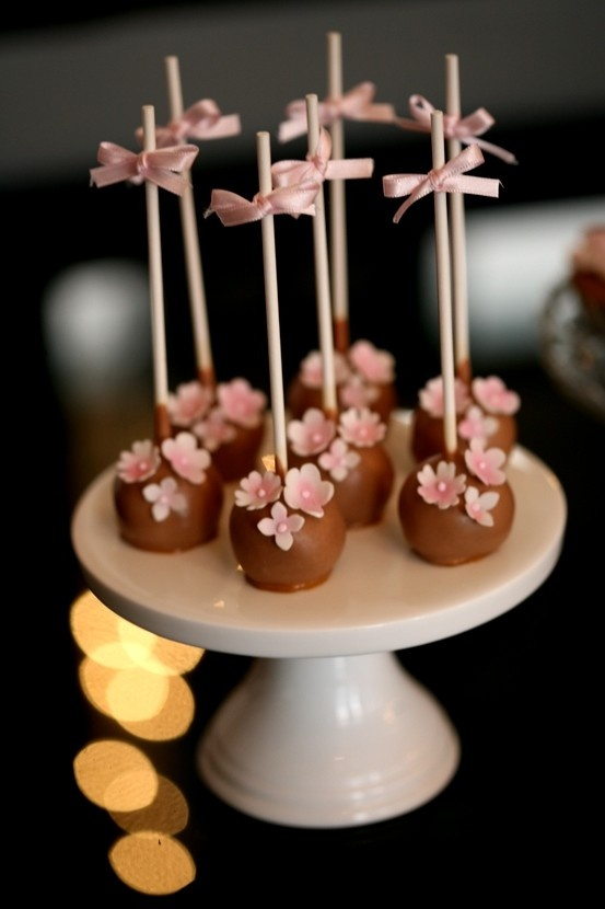 Maria's party cakepops