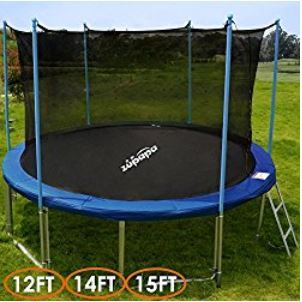 Are you searching for a top notch trampoline for your kid? If so, search no more... Zupapa is a trampoline your kids (and you) will love 100%