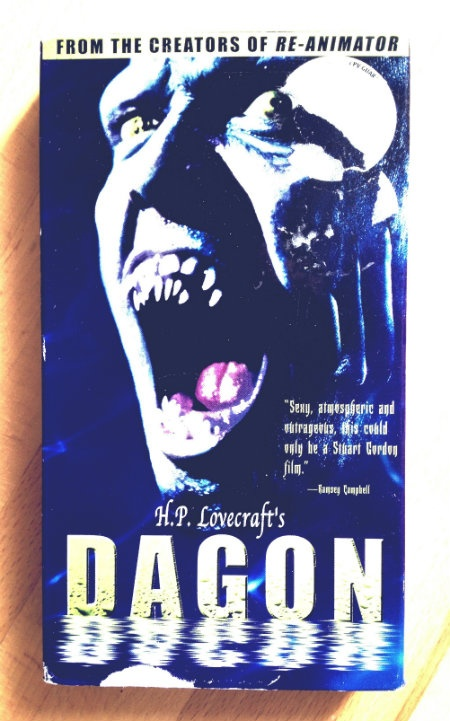 Dagon (2001). H.P. Lovecraft's incestuous sea freaks! Read the review: http://videodrones.wordpress.com/2013/03/09/dagon-2001-incestuous-sea-freaks/