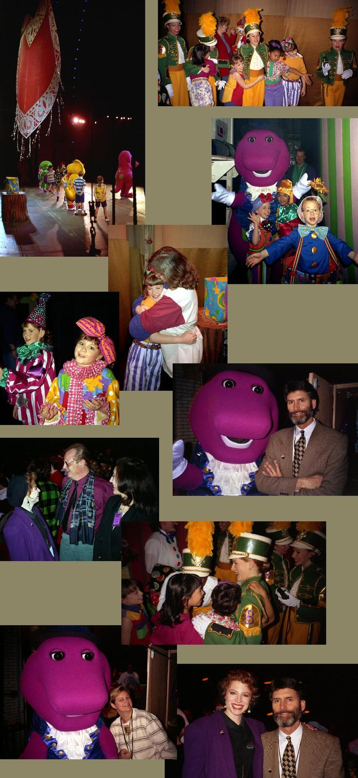 Barney Live! In New York Page 2