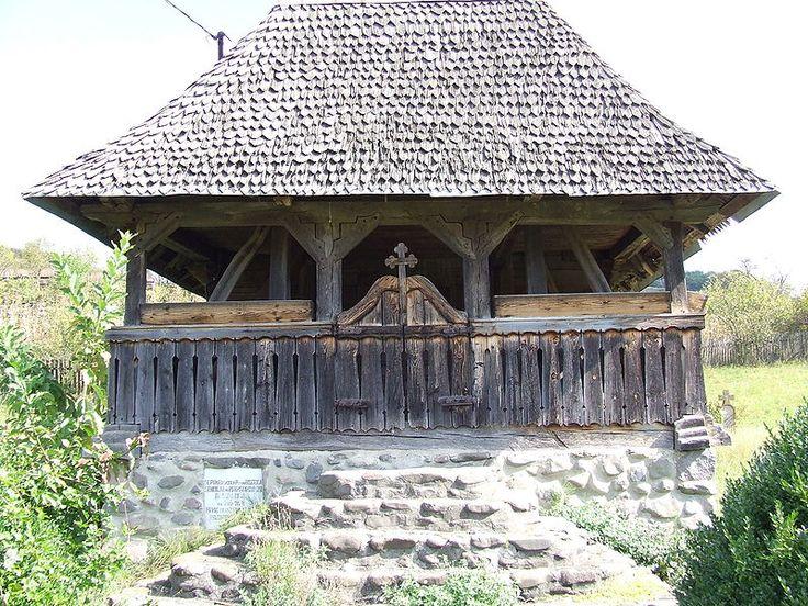 Biserica de lemn Nadasa98 - Biserica de lemn din Nadășa - Wikipedia
