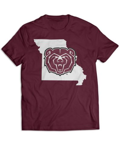 Missouri State University - Logo With State Outline