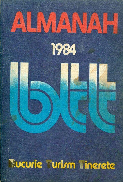Coperta Almanah BTT 1984