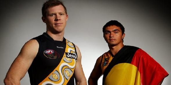 Rnd 11 2014 Indigenous round. Carn the Tiges what happened?