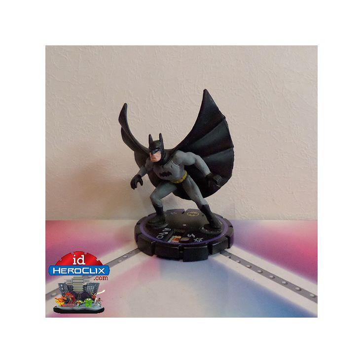 Batman #214 LE DC Heroclix Origin FCBD