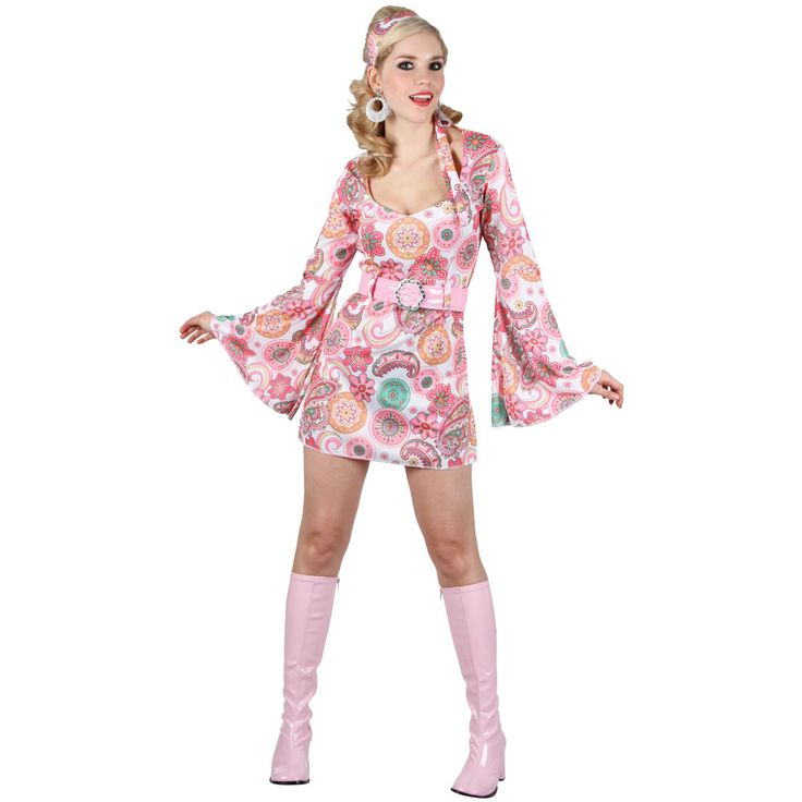 20 Best 60s And 70s Style Images On Pinterest 60s Costume