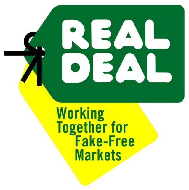 The Real Deal Campaign for Fake-Free Markets, WUWM Conference Sponsor
