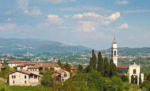 Inverigo in the Brianza region, near Milan