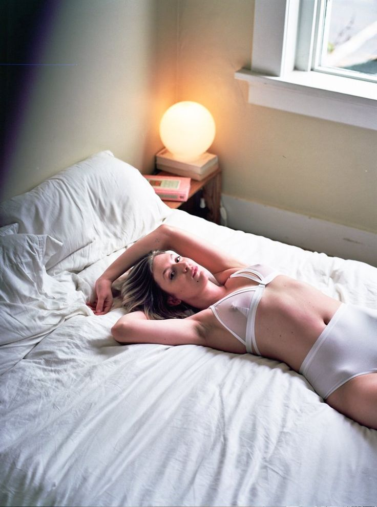 Rachel Saunders in Mary Young Lingerie, A Canadian Product on Chill Bay General www.chillbay.ca