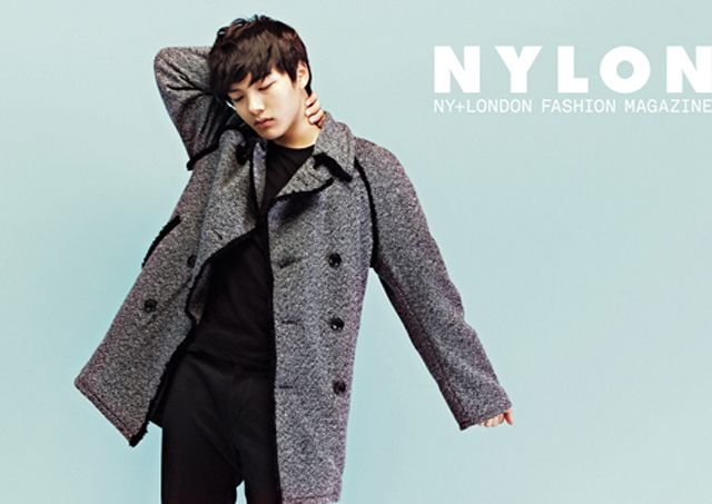 Issue Of Nylon You 12