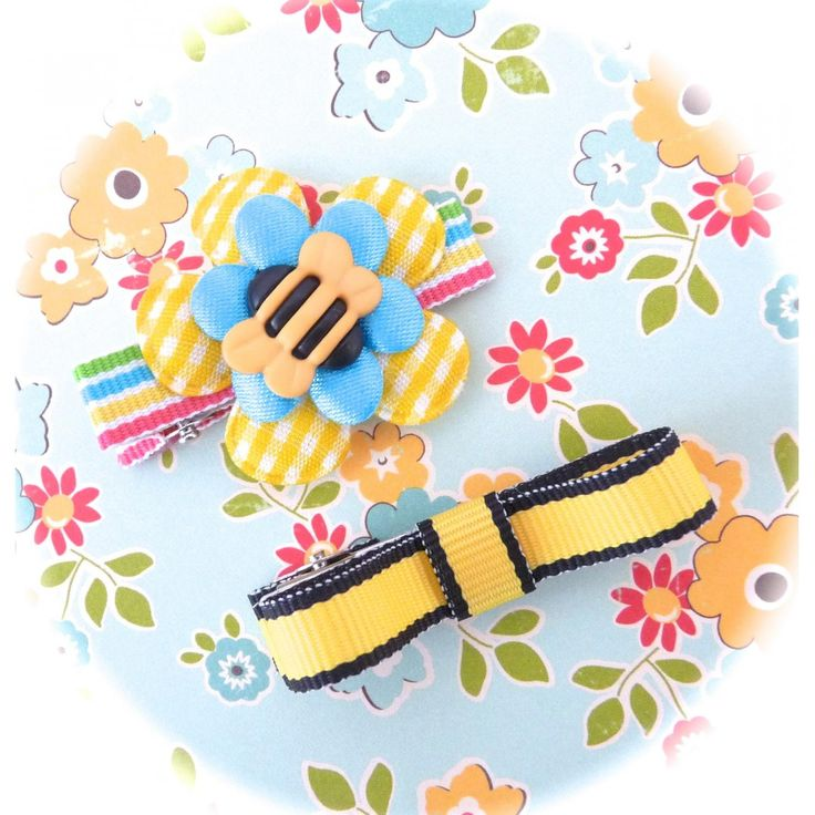 $4.50 Miss Bella the Bee by petalblossom on Handmade Australia