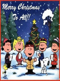 Charlie Brown Christmas cartoon tree charlie brown snoopy peanuts christmas
