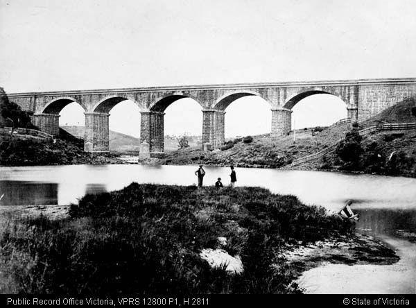 Coliban viaduct