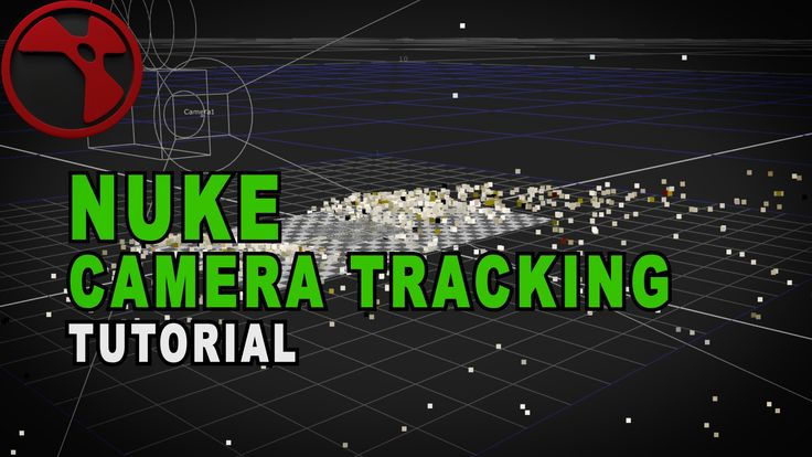Nuke Tutorial - Camera Tracking