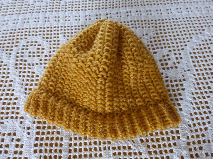 gorro (loom knitting)