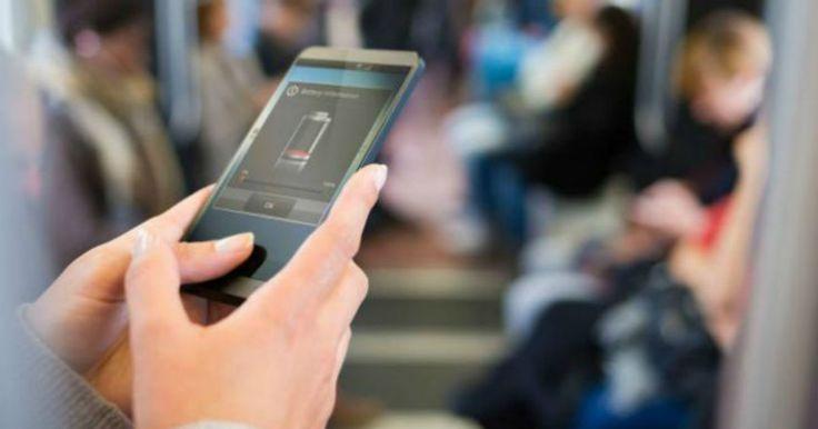Las aplicaciones que consumen rápidamente la batería de su móvil
