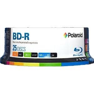 Polaroid PRBRAYR025S 25GB Blu-Ray BD-R (25 Pack/Spindle) (Electronics)  http://www.rereq.com/prod.php?p=B003MVZ8RY  B003MVZ8RY