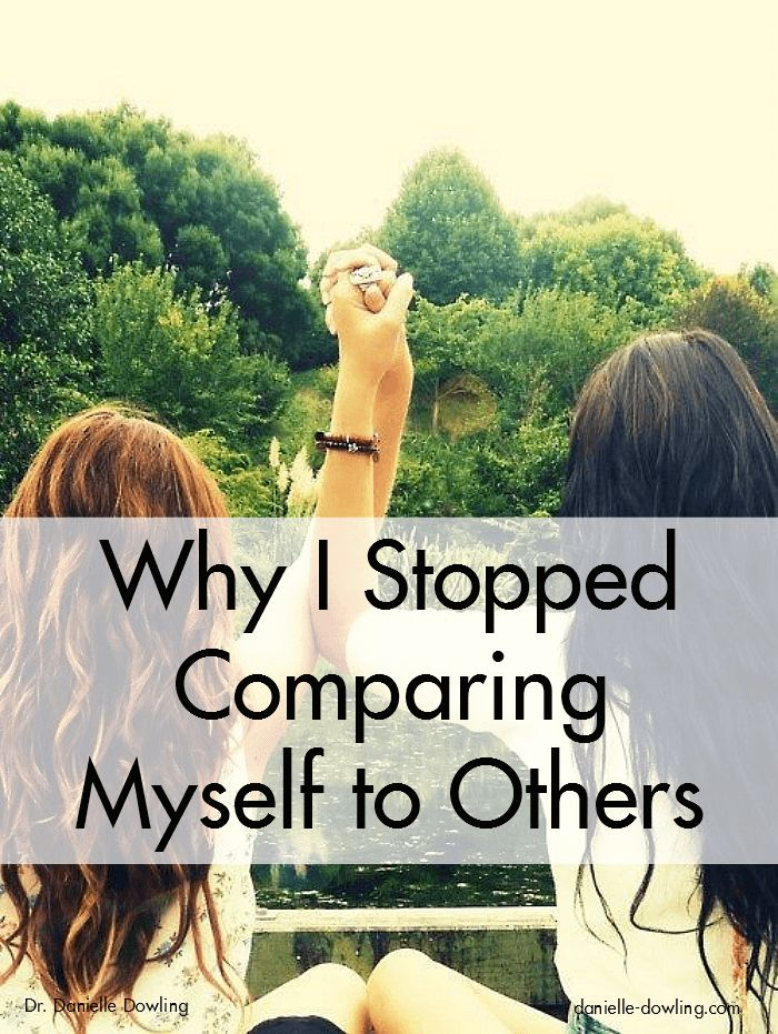 How to Stop Comparing Yourself to Others | Life Coaching Los Angeles | Danielle Dowling